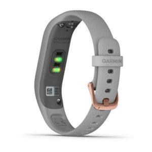 Garmin Vivo Smart 4 Gray - Garmin Surabaya - Jam Garmin Indonesia