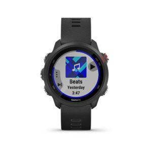 garmin indonesia-jam tangan garmin-garmin forerunner 245 music black