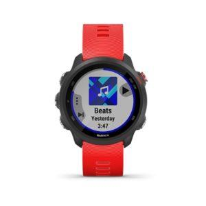 garmin indonesia-jam tangan garmin-garmin forerunner 245 music red