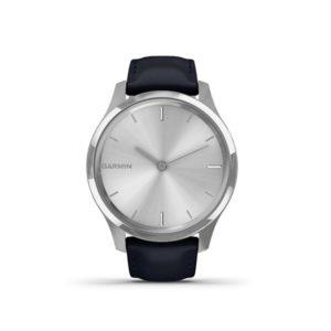 garmin vivomove luxe navy leather-jam gps garmin-harga garmin (1)