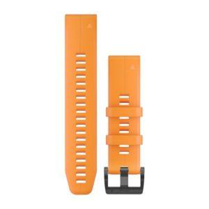 strap garmin original-garmin band surabaya-quickfit 22 strap watch orange1