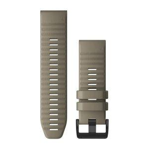 QuickFit® 26 Watch Bands Dark Sandstone 2