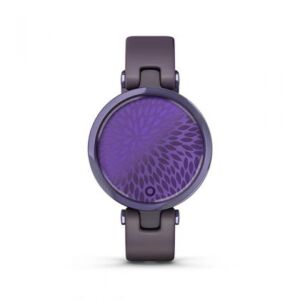 Garmin Lily Deep Orchid Silicone Band