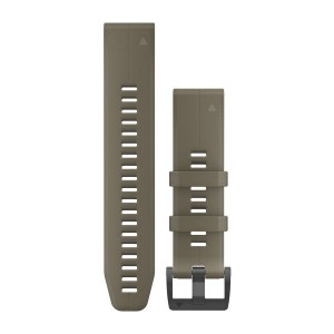 QuickFit 22 Watch Bands Coyote Tan